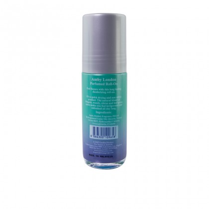 Amby London Perfumed Roll-On Secure - 50ml