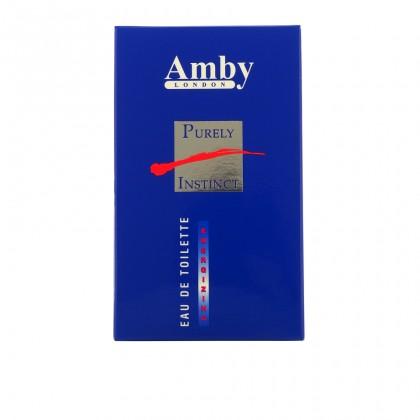 Amby London Purely Instinct Eau De Toilette Energizing - 50ml