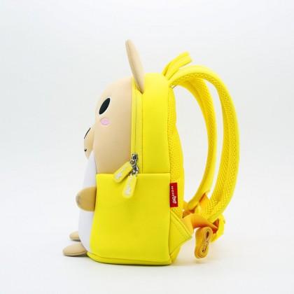 Kids Bag Yellow Puppy Waterproof Neoprene Multi-functional Travel Cute Kids - Yellow