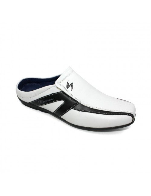EXO SCORPION Casual Loafer EX233-2 White