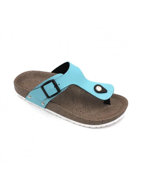 MIDZONE Lady Comfortable Sandals MZSW13-TH476 Blue