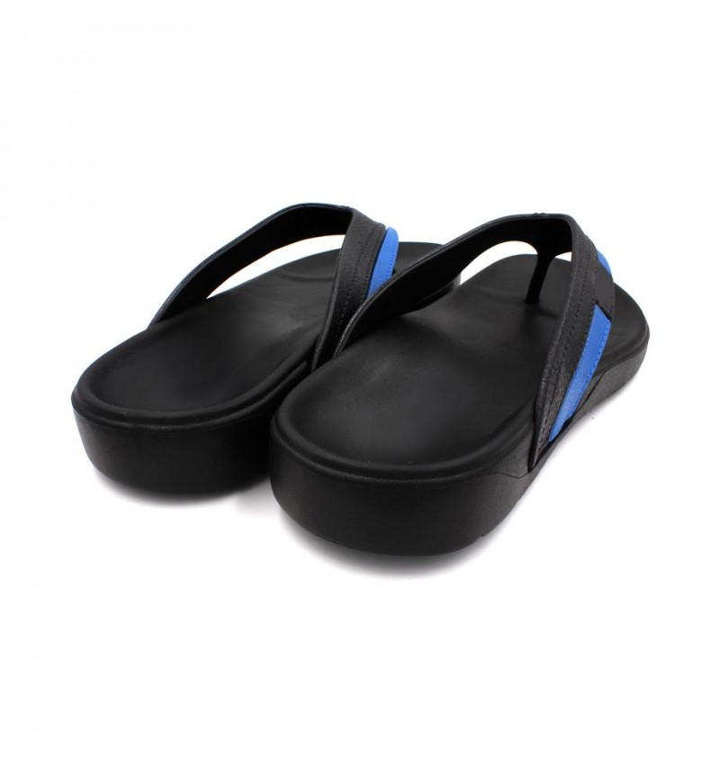 MIDZONE Sandals MZYYMS14 Black Blue