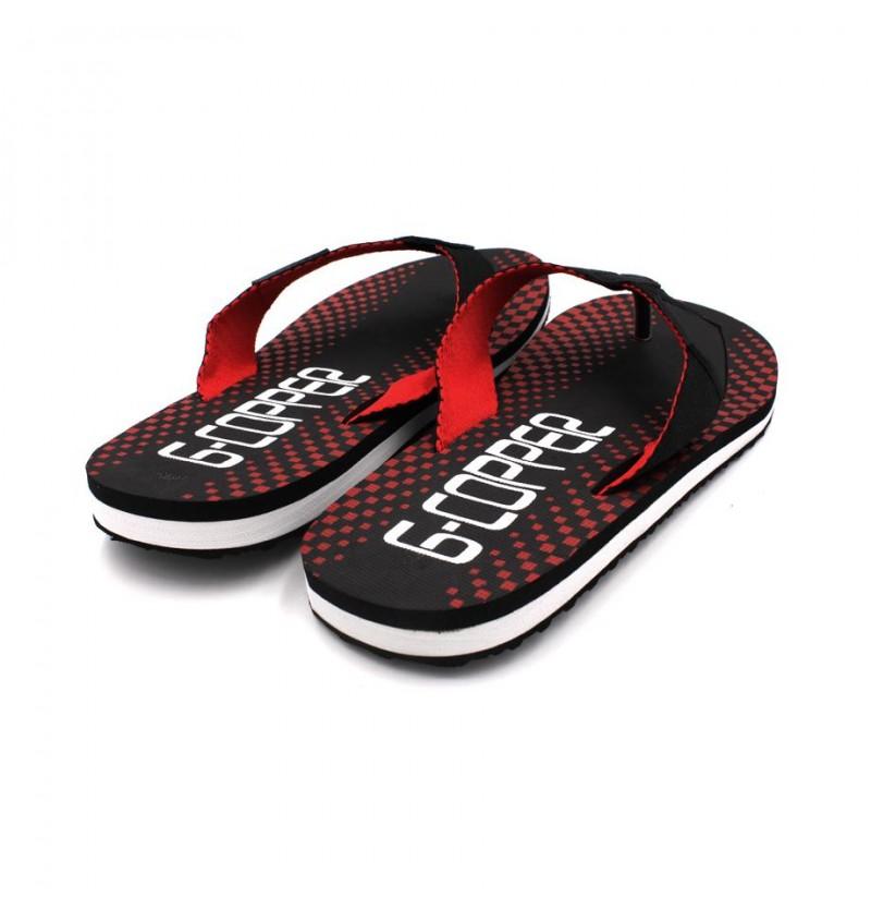 MIDZONE Color Sandals MZYYHJ8-028 Black