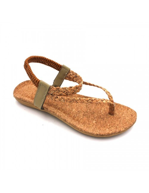 MIDZONE Lady Comfortable Sandals MZYYA1185 Brown