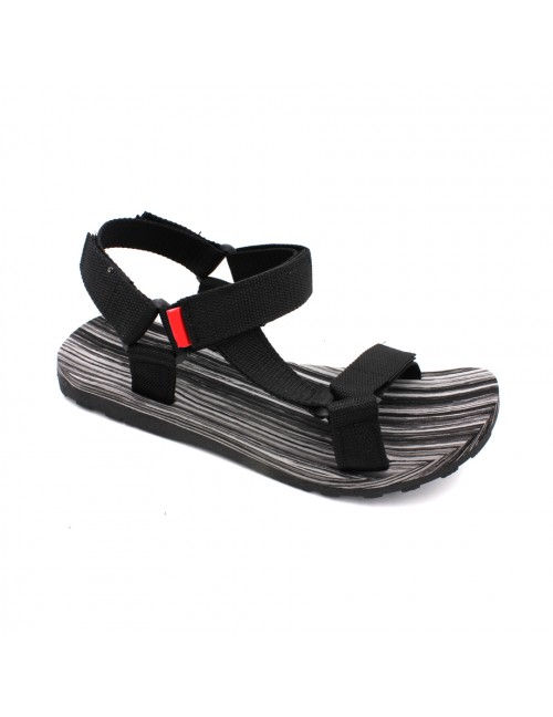 MIDZONE Comfortable Outdoor Sandals MZYYP895 Grey