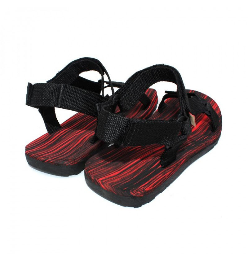 MIDZONE Comfortable Outdoor Sandals MZYYP895 Red