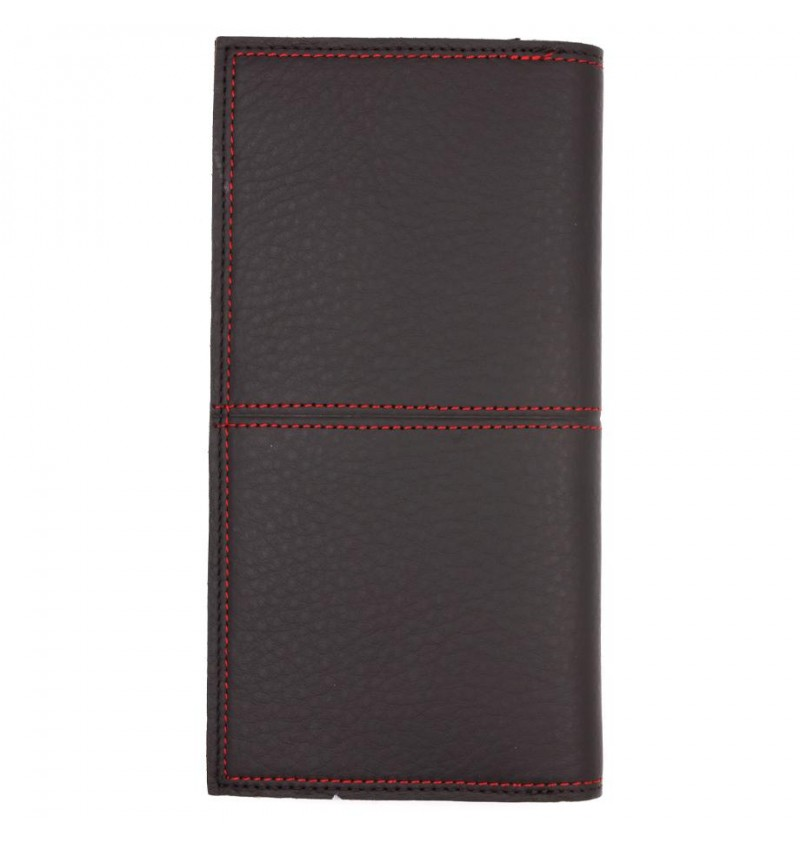 BULL RYDERS Genuine Leather Long Wallet BWFL-80340