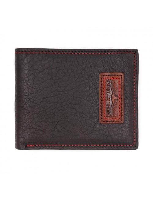 BULL RYDERS Genuine Leather Wallet BWGE-80442