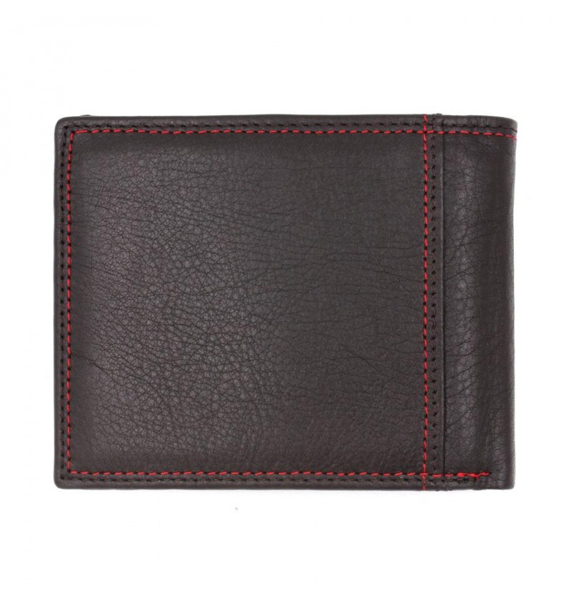 BULL RYDERS Genuine Leather Wallet BWGE-80443