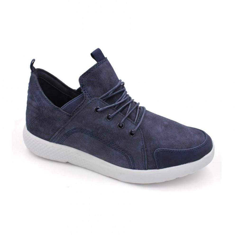 SCORPION Sneaker SC17113 Navy