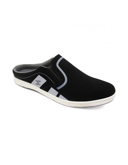 EXO SCORPION Extra Size Slip On EX1517L Black