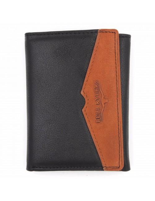 BULL RYDERS Genuine Leather Wallet BWEG-80178