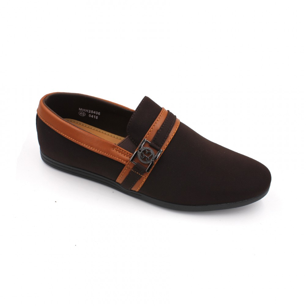 MARIO BRUNI Fashion Slip On MBMHH20406 Coffee