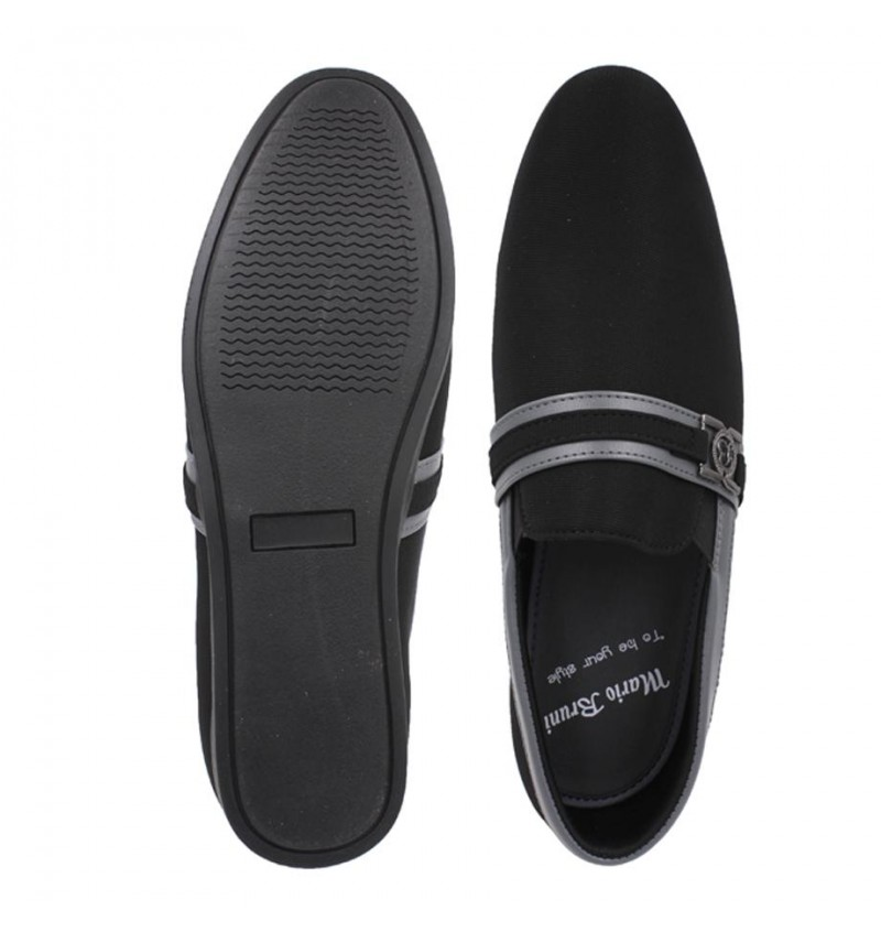 MARIO BRUNI Fashion Slip On MBMHH20406 Black