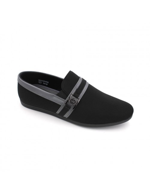 MARIO BRUNI Fashion Slip On MBMHH20406 Black