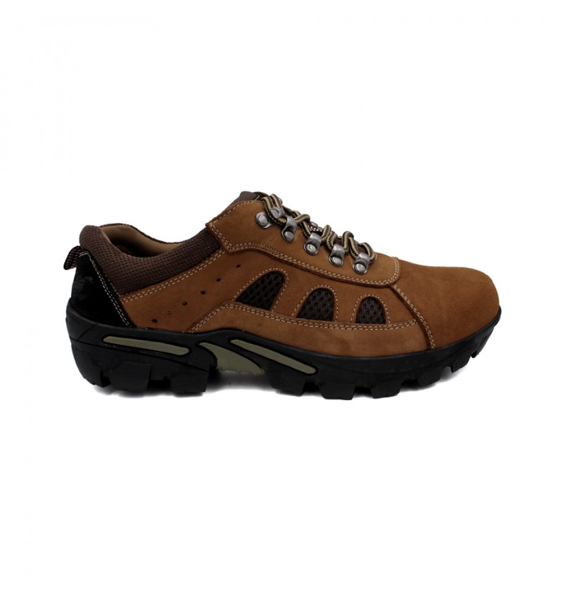 SCORPION Leather Sneaker SCA256-3 Camel