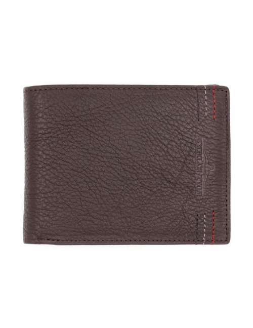 BULL RYDERS Genuine Leather Wallet BWFN-80350