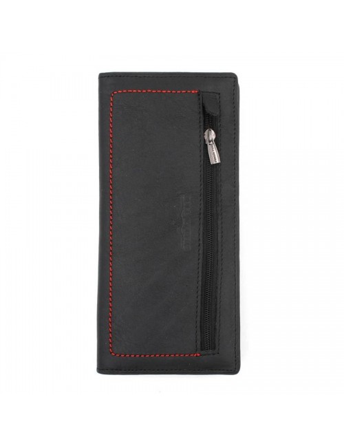 BULL RYDERS Genuine Leather Long Wallet BWFJ-80327