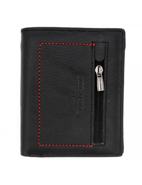 BULL RYDERS Genuine Leather Wallet BWFJ-80326
