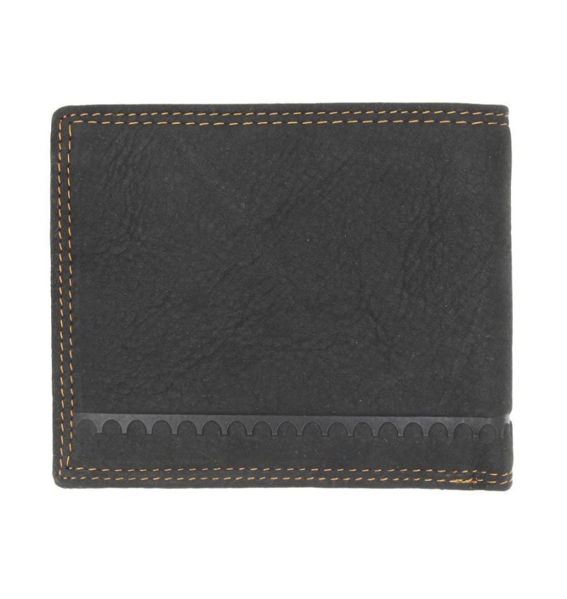 BULL RYDERS Genuine Leather Wallet BWFS-80374