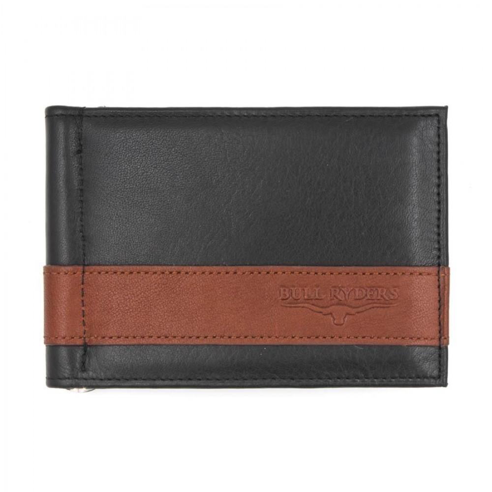 BULL RYDERS Genuine Leather Card Holder BWFQ-80359