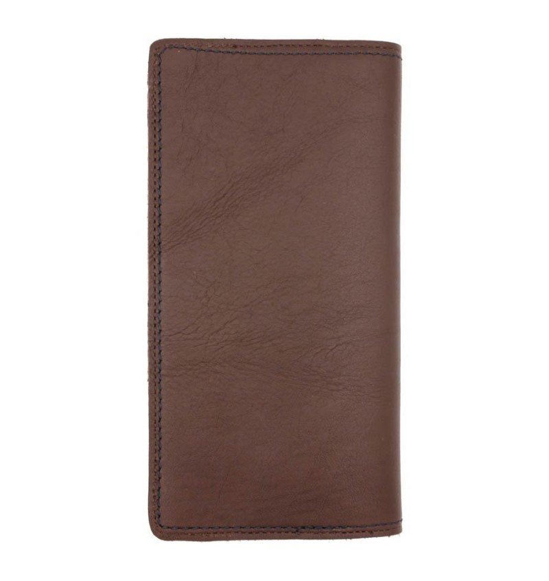 BULL RYDERS Genuine Leather Long Wallet BWFH-80322