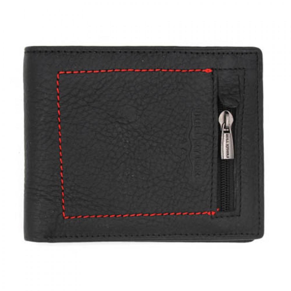 BULL RYDERS Genuine Leather Wallet BWFJ-80324