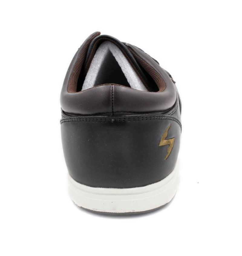 EXO SCORPION Extra Size Sneaker EX913 Black