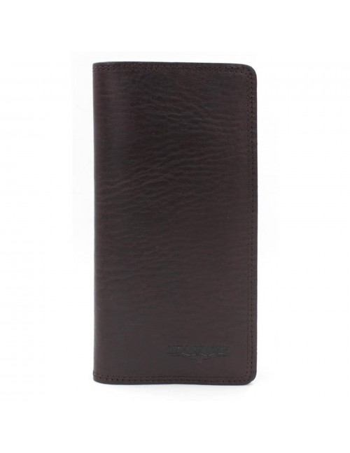 BULL RYDERS Premium Genuine Cow Leather Long Wallet BWEZ-80270