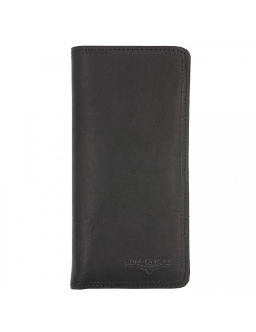 BULL RYDERS Premium Genuine Cow Leather Long Wallet BWFD-80292