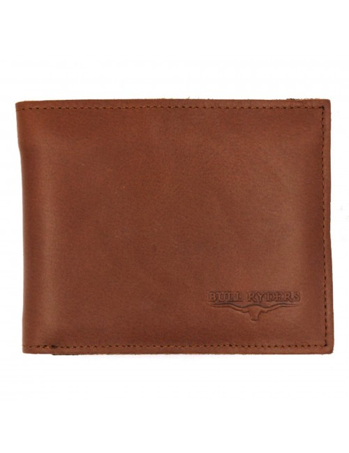 BULL RYDERS Premium Genuine Leather Wallet BWFE-80297