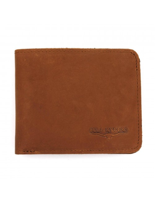 BULL RYDERS Premium Genuine Leather Wallet BWFE-80294