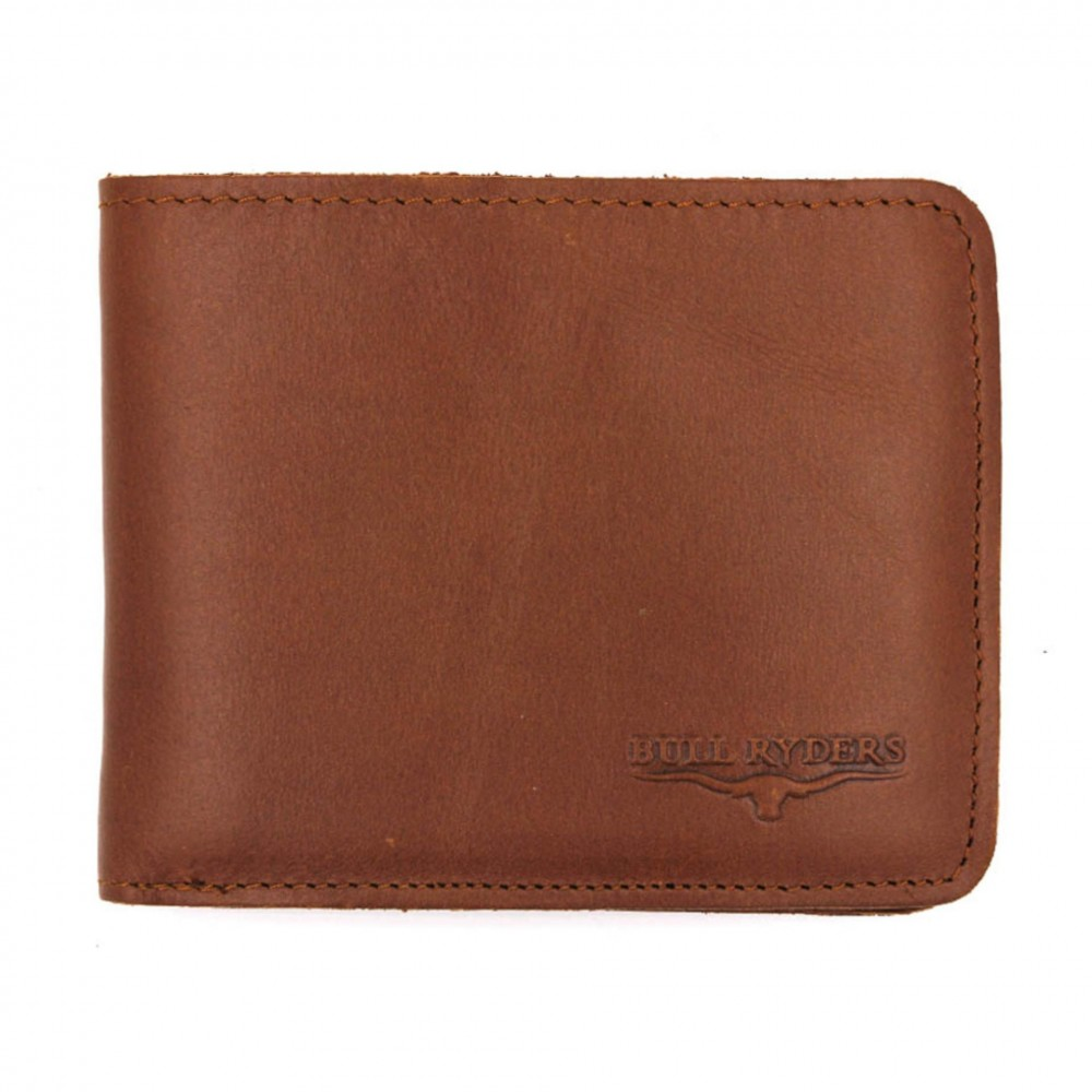 BULL RYDERS Premium Genuine Leather Wallet BWFE-80295