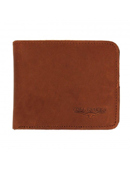 BULL RYDERS Premium Genuine Leather Wallet BWFE-80296