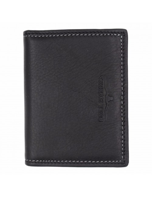 BULL RYDERS Genuine Leather Wallet BWEU-80237