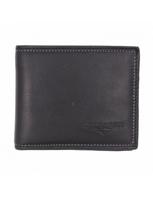 BULL RYDERS Genuine Leather Wallet BWEU-80238