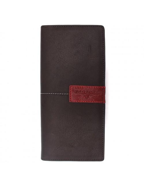 BULL RYDERS Genuine Leather Wallet BWEE-80169