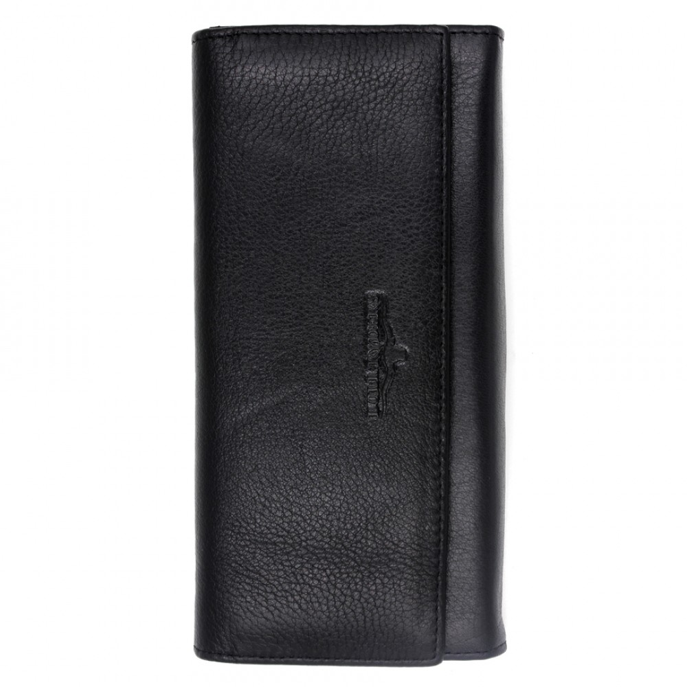 BULL RYDERS Genuine Leather Long Wallet BWDX-80132