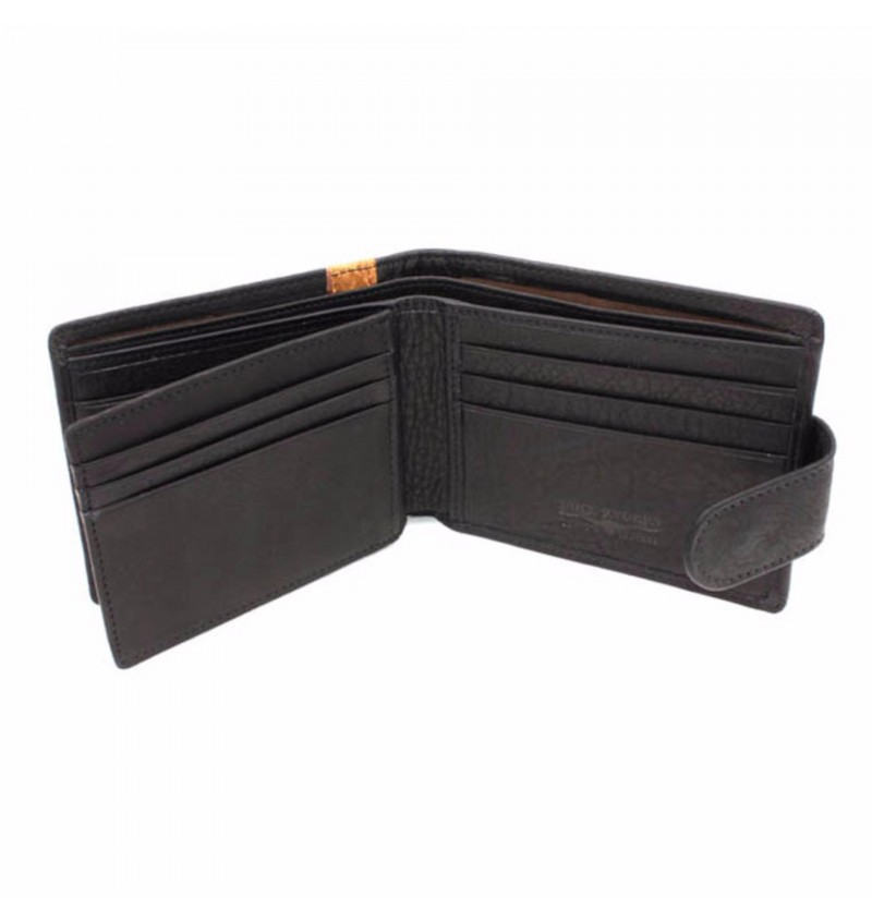 BULL RYDERS Genuine Leather Wallet BWDY-80138