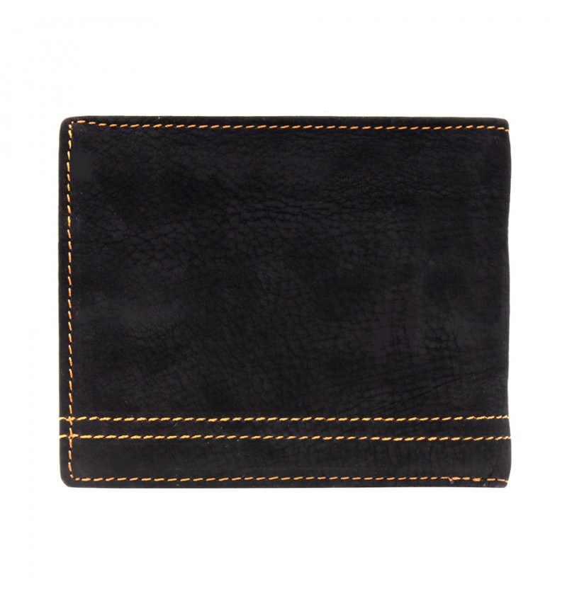 BULL RYDERS Genuine Leather Wallet BWDL-938AC