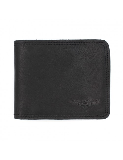 BULL RYDERS Premium Genuine Leather Wallet BWFD-80288