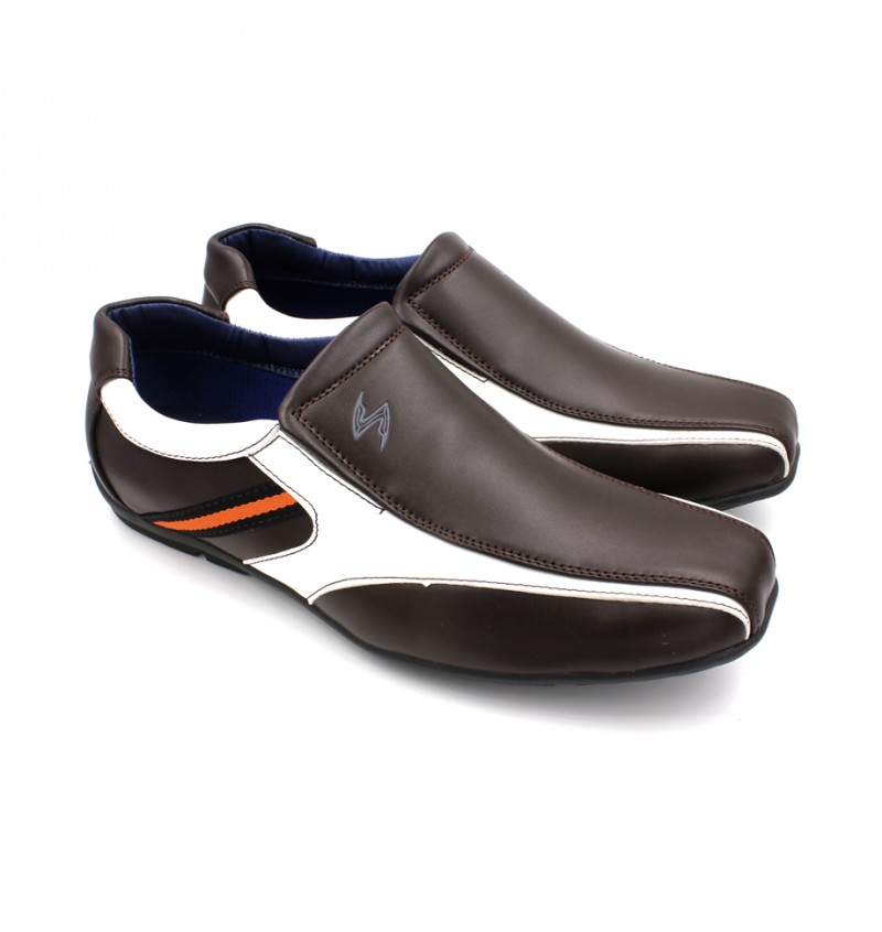 EXO SCORPION Casual Loafer EX233-1 Brown