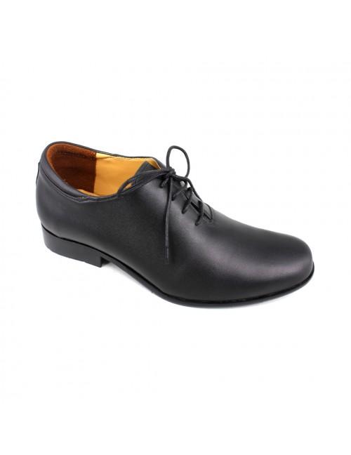 EAGLE HUNTER Handmade Leather Formal EHM920 Black