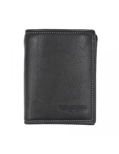 BULL RYDERS Genuine Leather Wallet BWEU-80241