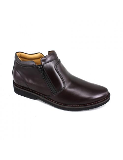 EAGLE HUNTER Men Handmade Leather Boots EH9825 Maroon