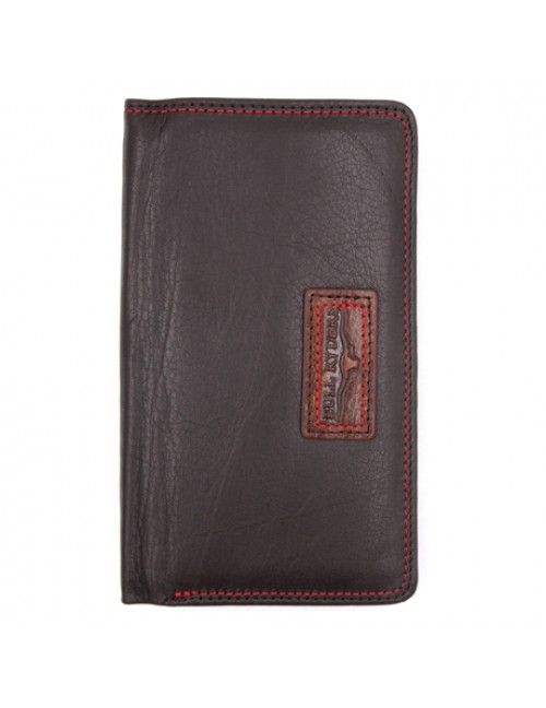 BULL RYDERS Genuine Leather Wallet BWGE-80445
