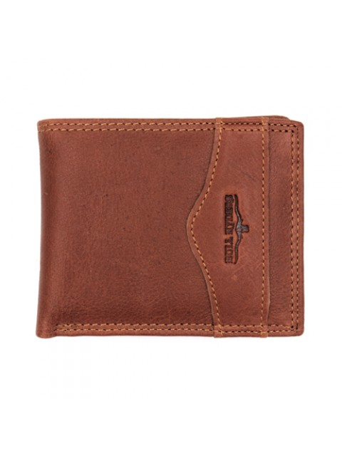 BULL RYDERS Genuine Leather Wallet BWFV-80391