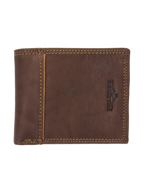 BULL RYDERS Genuine Leather Wallet BWFW-80396