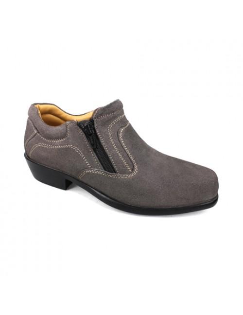 EAGLE HUNTER Men Handmade Leather Boots EH90152 Grey