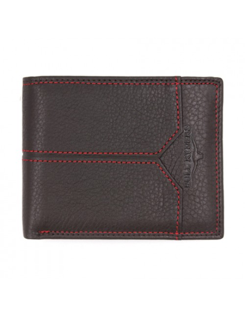 BULL RYDERS Genuine Cow Leather Wallet BWFL-80336